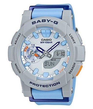 Zegarek Casio BGA-185-2AER Baby-G Licznik
