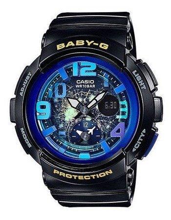 Zegarek Casio BGA-190GL-1BER Baby-G Dual Time