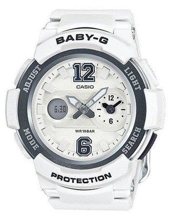 Zegarek Casio BGA-210-7B1ER Baby-G Dual Time