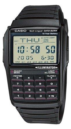 Zegarek Casio DBC-32-1AEF DataBank Kalkulator