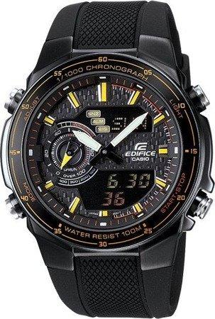 Zegarek Casio EFA-131PB-1AVEF Edifice Black label