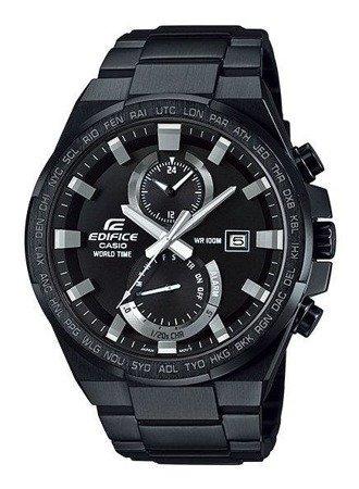 Zegarek Casio EFR-542BK-1AVUEF Edifice Alarm