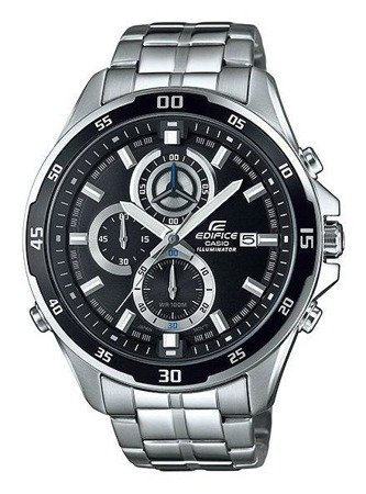 Zegarek Casio EFR-547D-1AVUEF Edifice Chrono Led