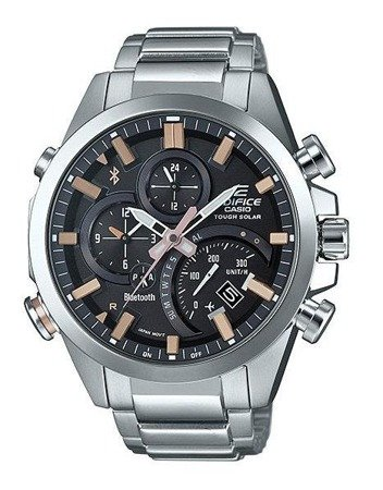 Zegarek Casio EQB-500D-1A2ER Edifice BT 4.0 Solar Smart