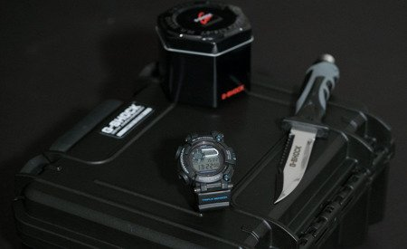Zegarek Casio Frogman Limited 35th 176/350 GWF-D1000B-1LTD
