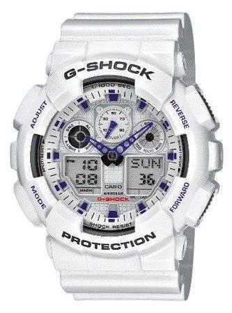 Zegarek Casio GA-100A-7AER G-Shock