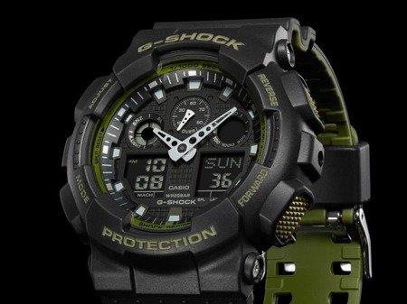 Zegarek Casio GA-100L-1AER G-Shock