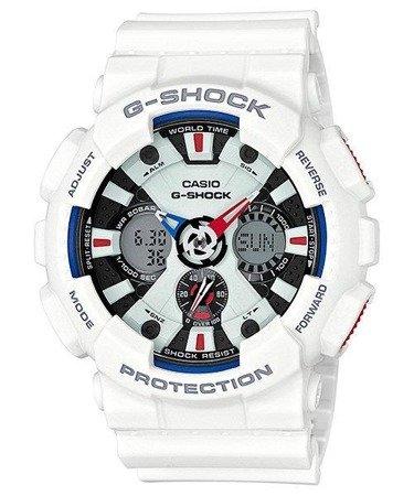 Zegarek Casio GA-120TR-7AER G-Shock TriColor
