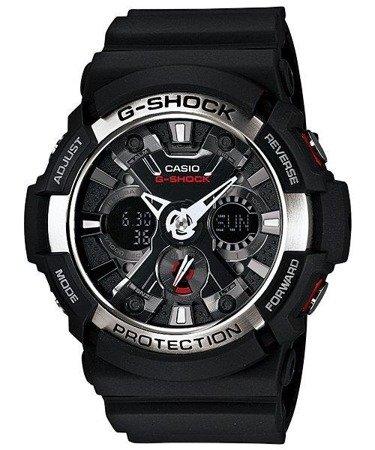 Zegarek Casio GA-200-1AER G-Shock