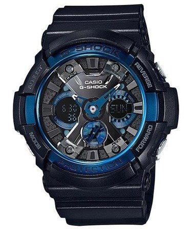 Zegarek Casio GA-200CB-1AER G-Shock Cool Blue