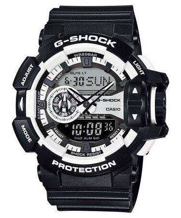 Zegarek Casio GA-400-1AER G-Shock