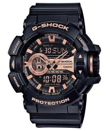 Zegarek Casio GA-400GB-1A4ER G-Shock