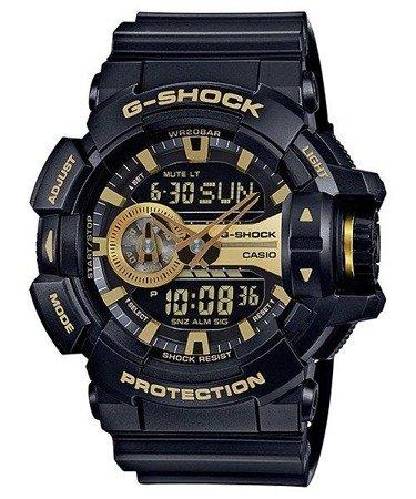 Zegarek Casio GA-400GB-1A9ER G-Shock