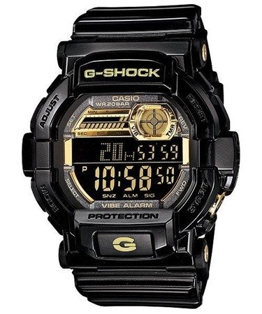 Zegarek Casio GD-350BR-1ER G-Shock Garish Vibra