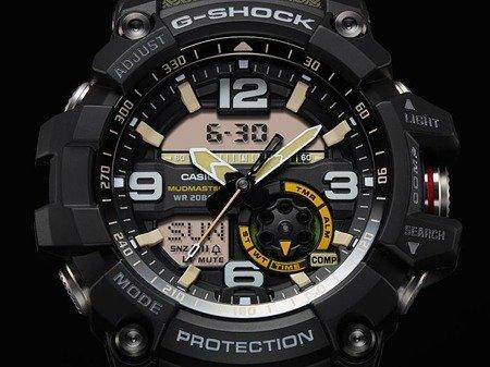 Zegarek Casio GG-1000-1A3ER G-Shock Mudmaster