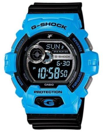 Zegarek Casio GLS-8900LV-2ER G-Shock G-Lide Limited