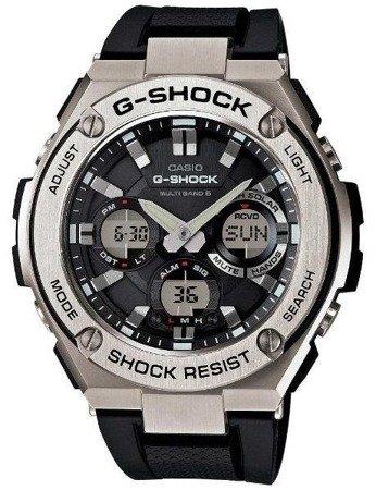 Zegarek Casio GST-W110-1AER G-Shock G-Steel