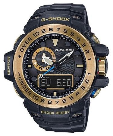 Zegarek Casio GWN-1000GB-1AER G-Shock Gulfmaster