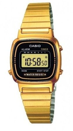 Zegarek Casio LA670WEGA-1EF Retro