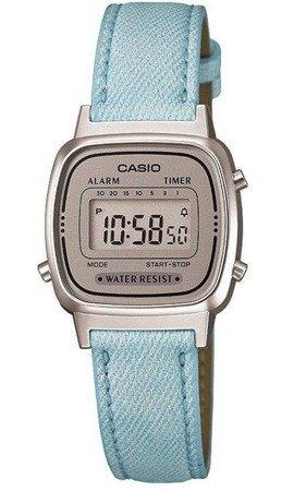 Zegarek Casio LA670WEL-2AEF Retro