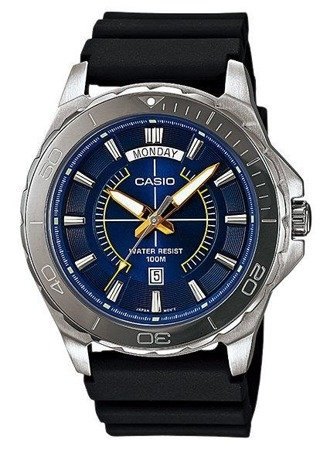 Zegarek Casio MTD-1076-2AVEF Diver