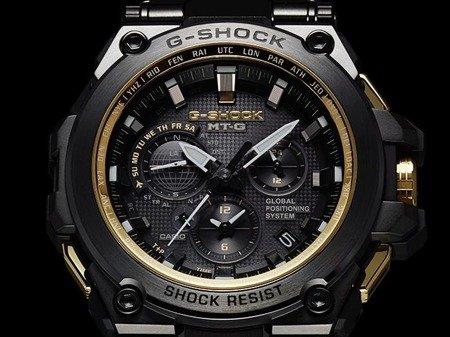 Zegarek Casio MTG-G1000GB-1AER G-Shock GPS MVT Smart Access