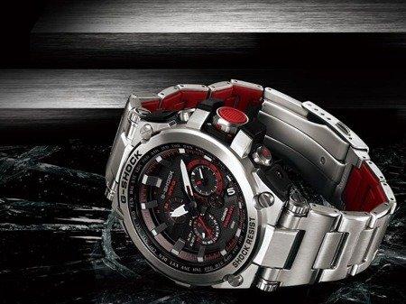 Zegarek Casio MTG-S1000D-1A4ER G-Shock Tough MVT Smart Access