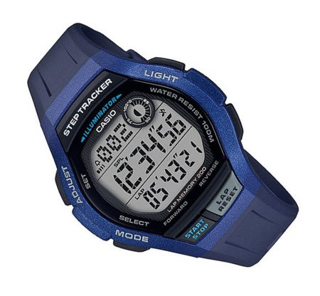 Zegarek Casio Sportowy WS-2000H-2AVEF Step Tracker