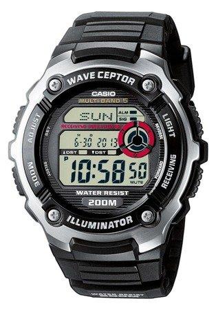 Zegarek Casio WV-200E-1AVEF OutGear Wave Ceptor