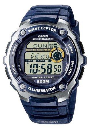 Zegarek Casio WV-200E-2AVEF OutGear Wave Ceptor