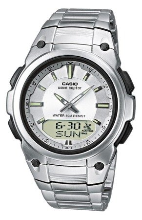 Zegarek Casio WVA-109HDE-7AVER Wave Ceptor