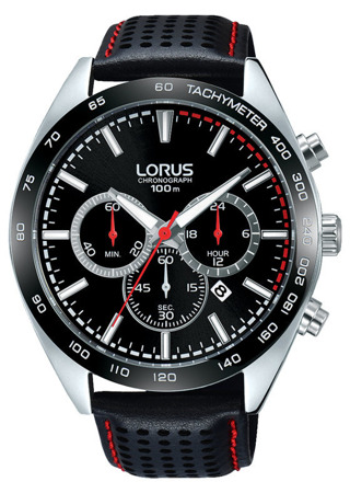 Zegarek Lorus RT307GX9 Męski Chronograf WR 100M