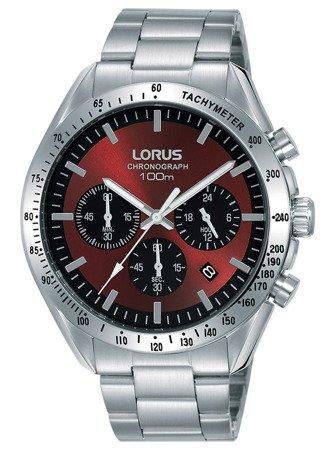 Zegarek Lorus męski RT337HX9 Chronograf