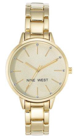 Zegarek Nine West NW/2098CHGB Fashion Cyrkonie