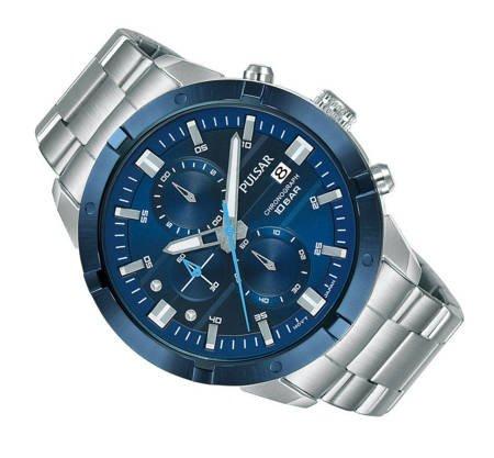Zegarek Pulsar męski chronograf PM3169X1