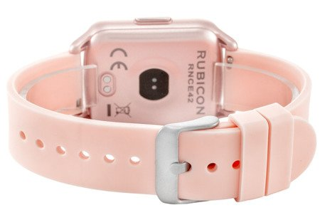 Zegarek SmartWatch damski Rubicon RNCE42 RIBX 01AX